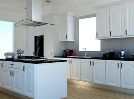This White Kitchen Is On Offer!